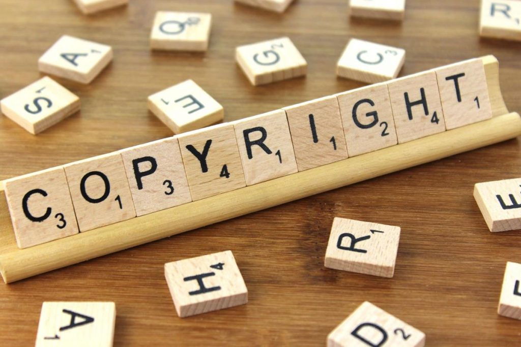 Registering For a Copyright