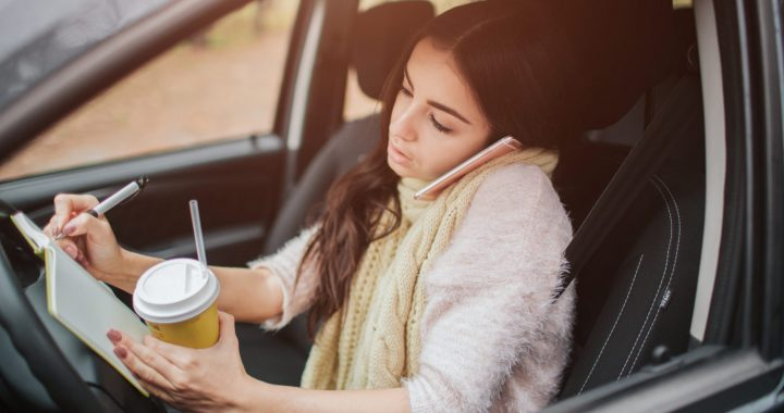 Common Causes of Distracted Driving