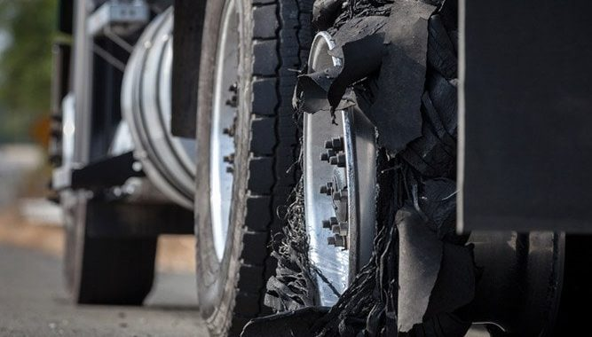 Dealing With the Issues of Blown Tires and Accident Related Damages