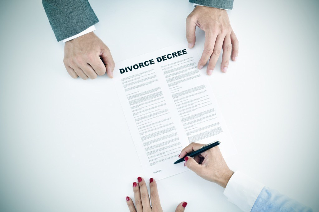 Preparing Yourself for Divorce