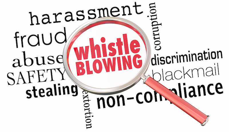 How Do You Protect The Whistleblower?