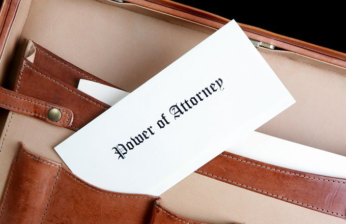 What are some of the powers granted by a Limited Power of Attorney?